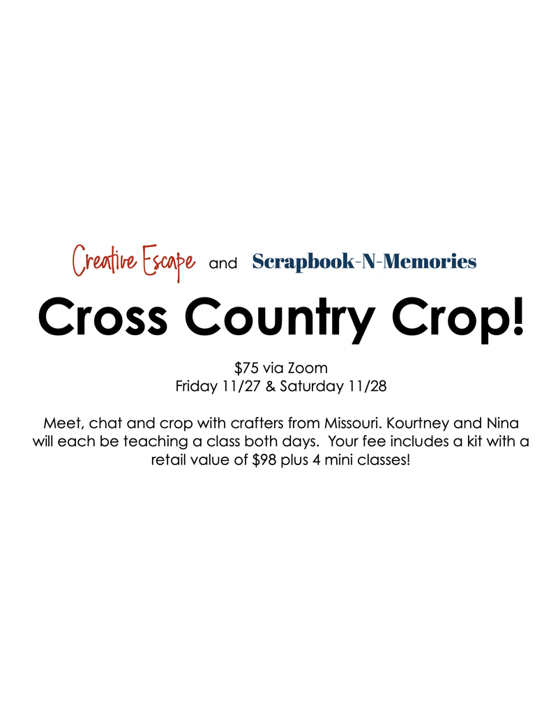 11/27&28 Cross Country Crop