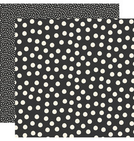 simple stories Say Cheese Main Street Paper :  Black Dots