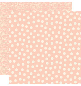 simple stories Say Cheese Main Street  Paper:  Blush Dots