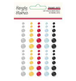 simple stories Say Cheese Main Street :  Enamel Dots