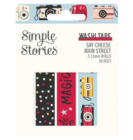 simple stories Say Cheese Main Street :  Washi Tape