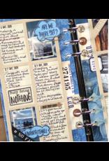 Elizabeth Crafts Destination Phrases Stamp