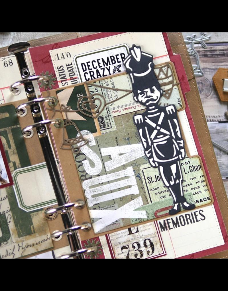 Elizabeth Crafts Planner Essentials 34 - Christmas Figures