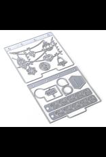 Elizabeth Crafts Planner Essentials 35 - Holiday Tab Pages