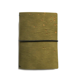 Elizabeth Crafts Olive Traveler's Notebook