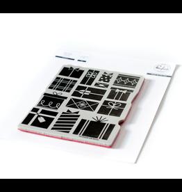 pinkfresh studios Gift Boxes Stamp