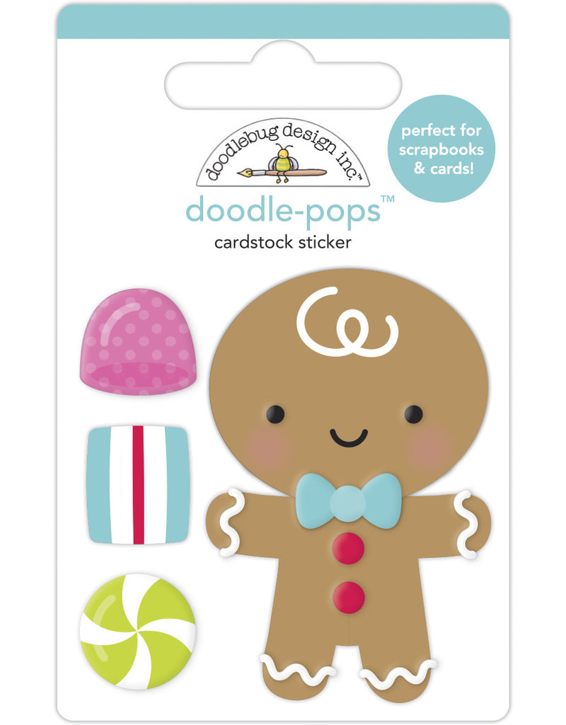DOODLEBUG night before christmas goody goody gumdrops doodle-pops