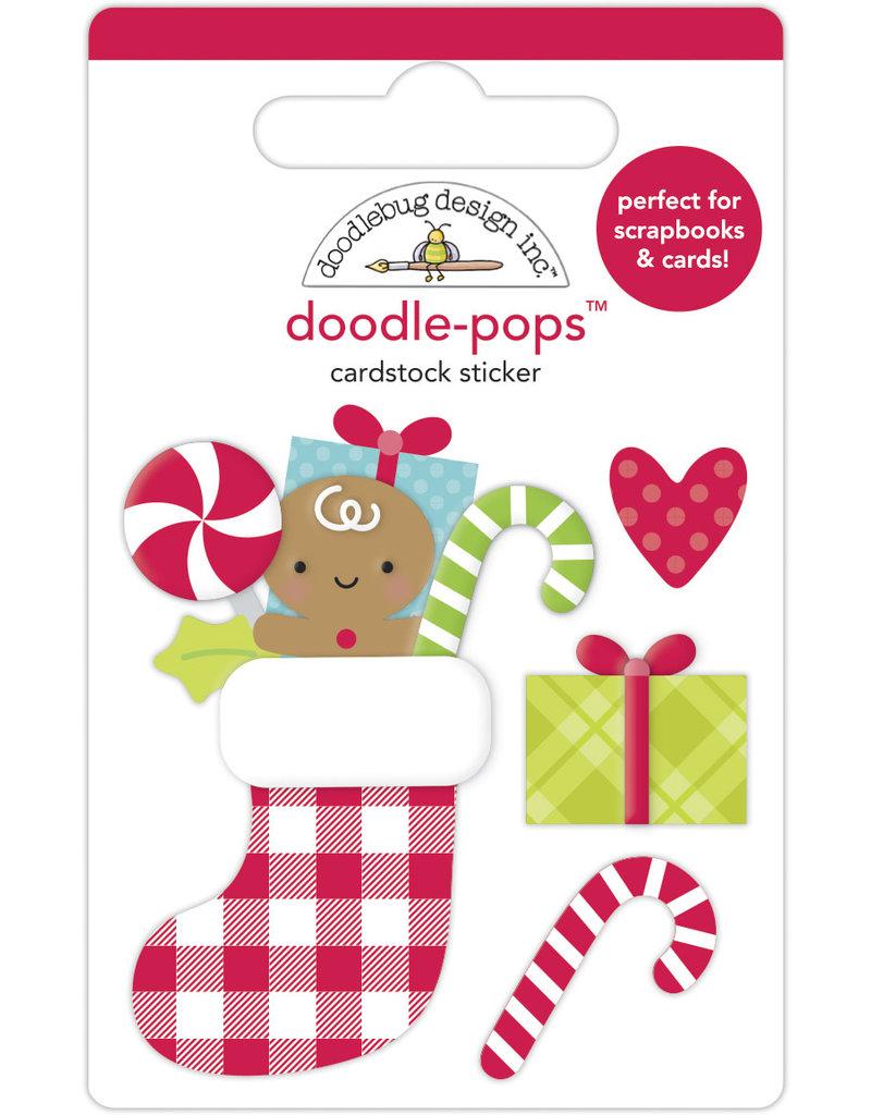 DOODLEBUG night before christmas stocking stuffers doodle-pops