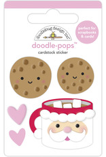 DOODLEBUG night before christmas cookies for santa doodle-pops