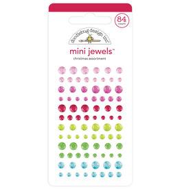 DOODLEBUG night before christmas christmas assortment mini jewels