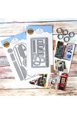 Elizabeth Crafts Phone Booth Special Kit