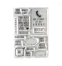 Elizabeth Crafts Phone Booth Special Stamps