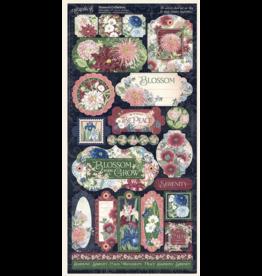GRAPHIC 45 Blossom: stickers