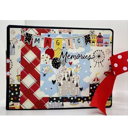 Nikki Sher 01/17 Magical Memories Folio w/Nikki