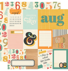 simple stories Hello Today Paper:  August