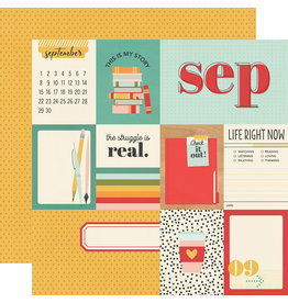 simple stories Hello Today Paper:  September
