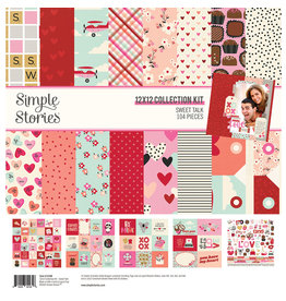 simple stories Sweet Talk :  Collection Kit