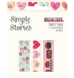 simple stories Sweet Talk :  Washi Tape