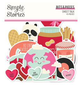 simple stories Sweet Talk : Bits and Pieces