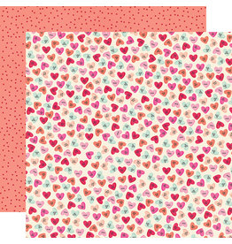 simple stories Sweet Talk Paper:  Will You Be Mine?