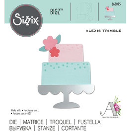 sizzix Celebration Cake Bigz Die