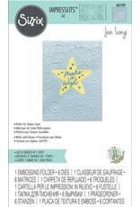 Jen Long-Philipsen Celestial Impresslits Embossing Folder