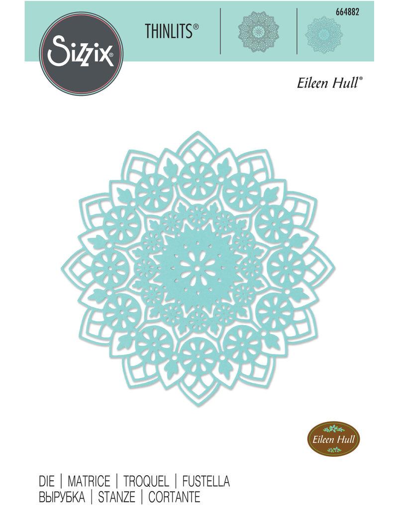 Eileen Hull Mandala Thinlits Die