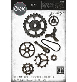 Tim Holtz Mechanical Bigz Die