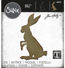 Tim Holtz Mr. Rabbit Bigz Die