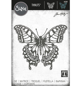 Tim Holtz Perspective Butterfly Thinlits Die Set