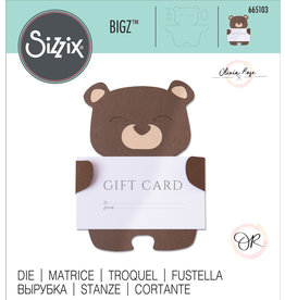 sizzix Teddy Treats Bigz Die