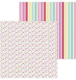 DOODLEBUG made with love: apron strings double-sided cardstock