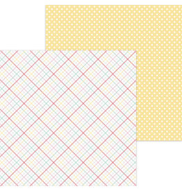 DOODLEBUG made with love: dab of butter double-sided cardstock