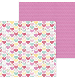 DOODLEBUG made with love: heartwarmer double-sided cardstock