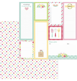 DOODLEBUG made with love: sugar sprinkles double-sided cardstock