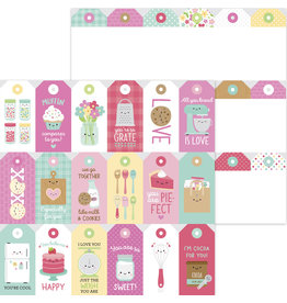 DOODLEBUG made with love: treat tags double-sided cardstock