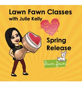 Julie Kelly 03/21 Spring Lawn Fawn with Julie