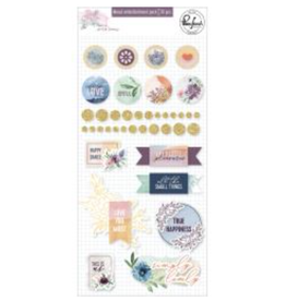 pinkfresh studios Just a Little Lovely: Mixed Embelishment Pack