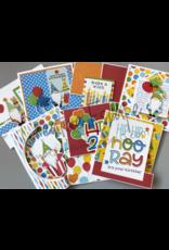 Creative Escape 03/04 Fun Fold Cards w/Nina