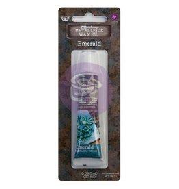 prima Art Métallique Wax: Emerald