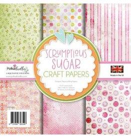 Polkadoodles Scrumptious Sugar 6x6 Paper