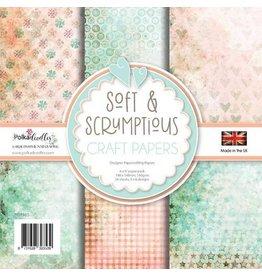 Polkadoodles Soft & Scrumptious 6x6 Paper