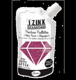 Aladine IZINK DIAMOND ROZE EGGPLANT 80 ML