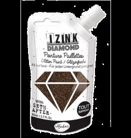 Aladine IZINK DIAMOND BLACK COFFEE 80 ML
