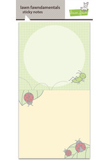 lawn fawn a really bug deal sticky notes