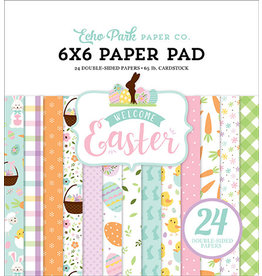 Echo Park Welcome Easter:  6x6 Paper Pad