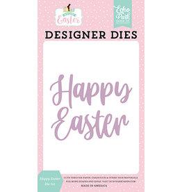 Echo Park Welcome Easter: Happy Easter Die Set
