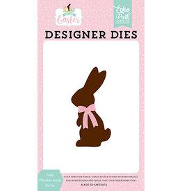 Echo Park Welcome Easter: Tasty Chocolate Bunny Die Set