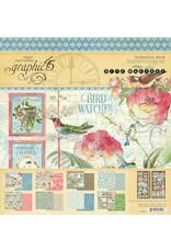 GRAPHIC45 Bird Watcher 12x12 Collection Pack