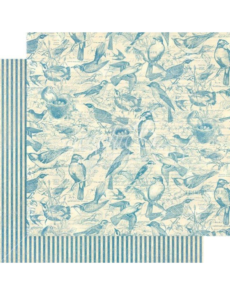 Graphic 45 Bird Watcher Paper: Flock Together